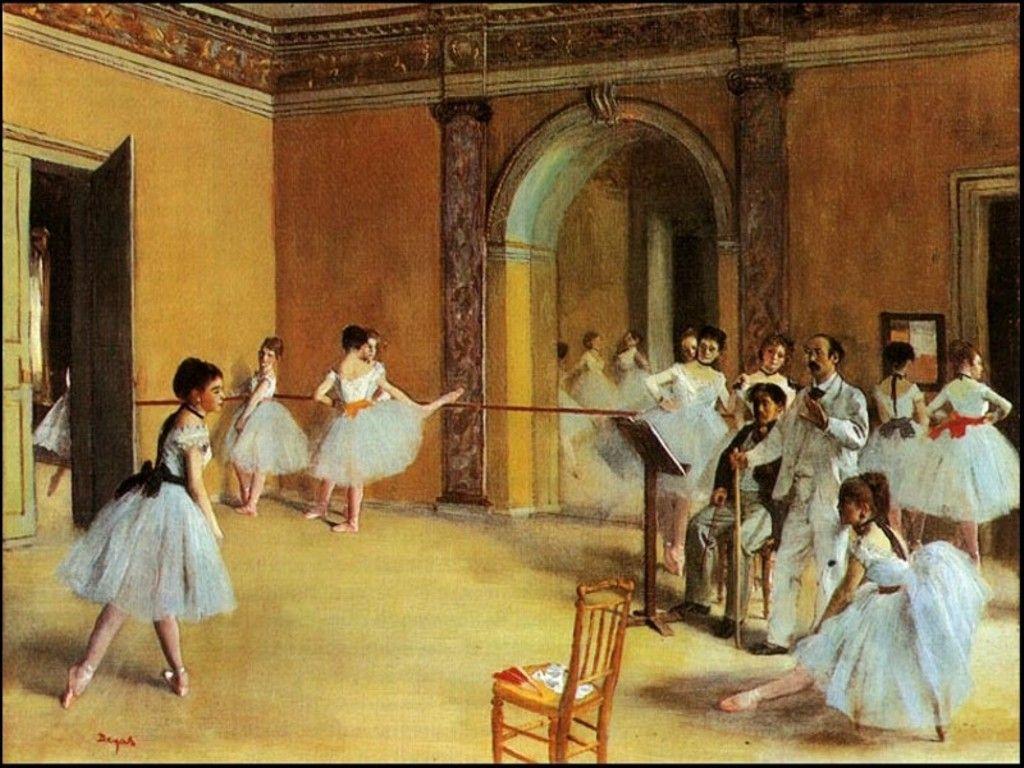 jolie fond d'écran danse classique
